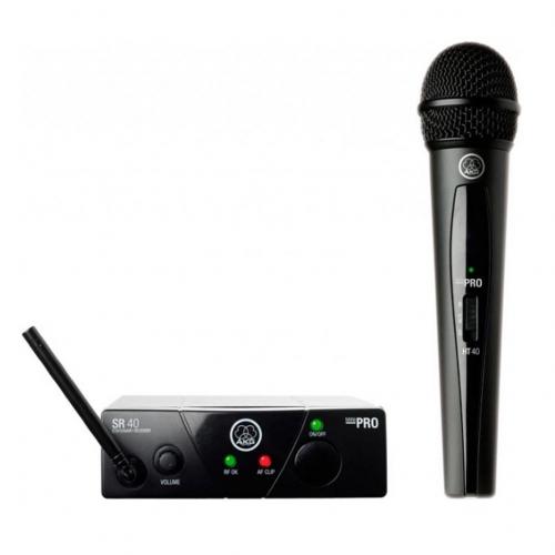 Вокальная радиосистема AKG WMS40 Mini Vocal Set Band US45C (662.300) #1 - фото 1