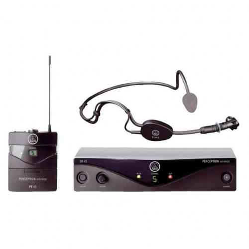AKG Perception Wireless 45 Sports Set BD-U2