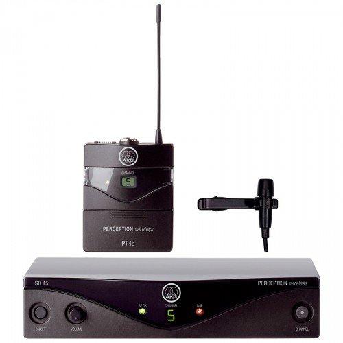 AKG Perception Wireless 45 Pres Set BD A (530-560) - фото 1