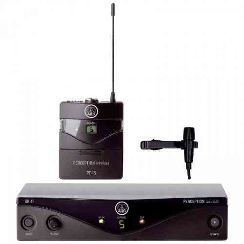 AKG Perception Wireless 45 Pres Set BD A (530-560)