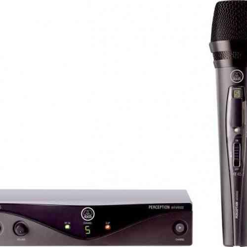 AKG Perception Wireless 45 Vocal Set BD-U2 (614-634)