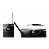 AKG WMS40 Mini Instrumental Set BD US45C (662.300)