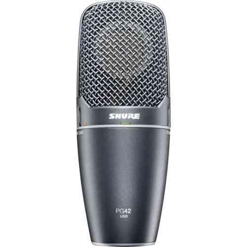 Студийный микрофон SHURE PG42USB #2 - фото 2