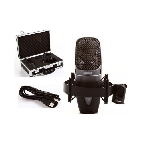 Студийный микрофон SHURE PG42USB #3 - фото 3