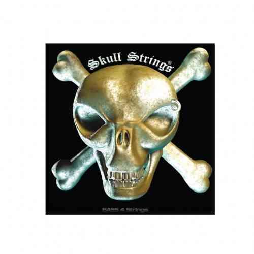 Skull Strings Bass B5 45-135 Exposed Core