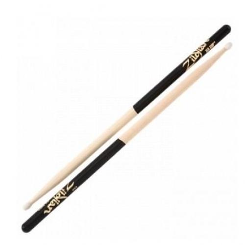 Барабанные палочки Zildjian 5A BLACK DIP #1 - фото 1