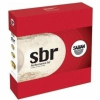Sabian SBR Performance Set (14`` Hi-hats, 16`` Crash 20`` Ride)