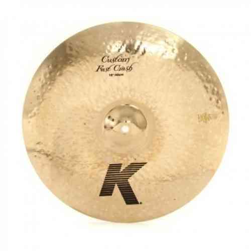 ZILDJIAN 16` K` CUSTOM FAST CRASH