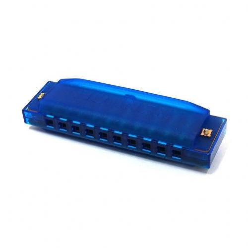 Диатоническая губная гармошка Hohner HAPPY BLUE #1 - фото 1