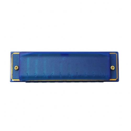 Диатоническая губная гармошка Hohner HAPPY BLUE #2 - фото 2