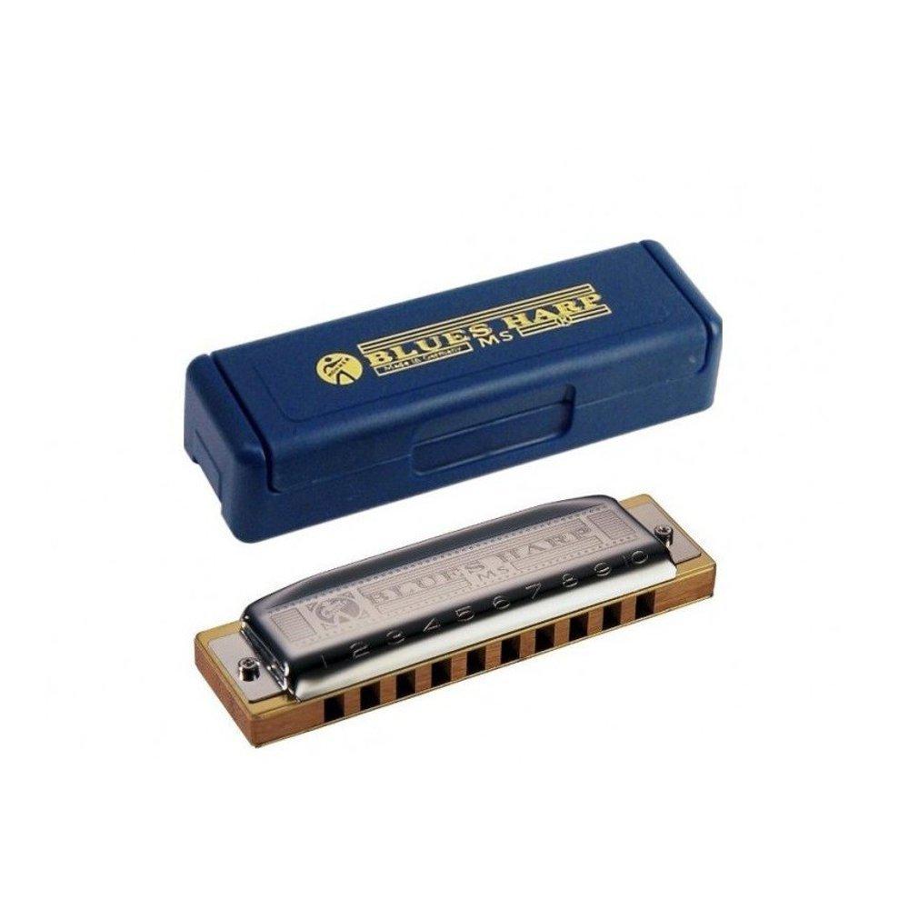 HOHNER BLUES HARP 532/20 MS E M533056X - фото 1