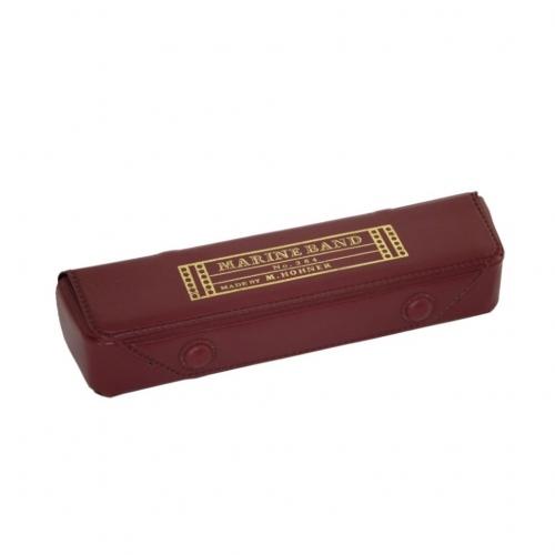 Диатоническая губная гармошка HOHNER MARINE BAND 364/24 C #2 - фото 2