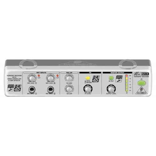 Звуковой процессор BEHRINGER MIX800 #1 - фото 1