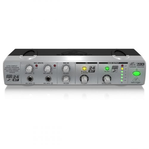 Звуковой процессор BEHRINGER MIX800 #4 - фото 4
