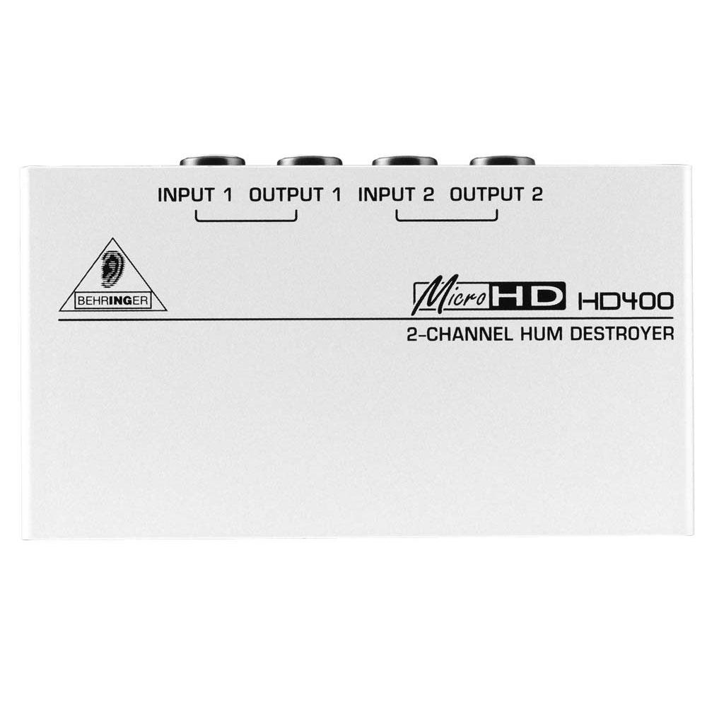 BEHRINGER HD400 - фото 3