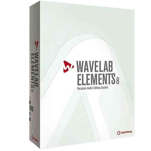 Steinberg WaveLab Elements 8 Retail