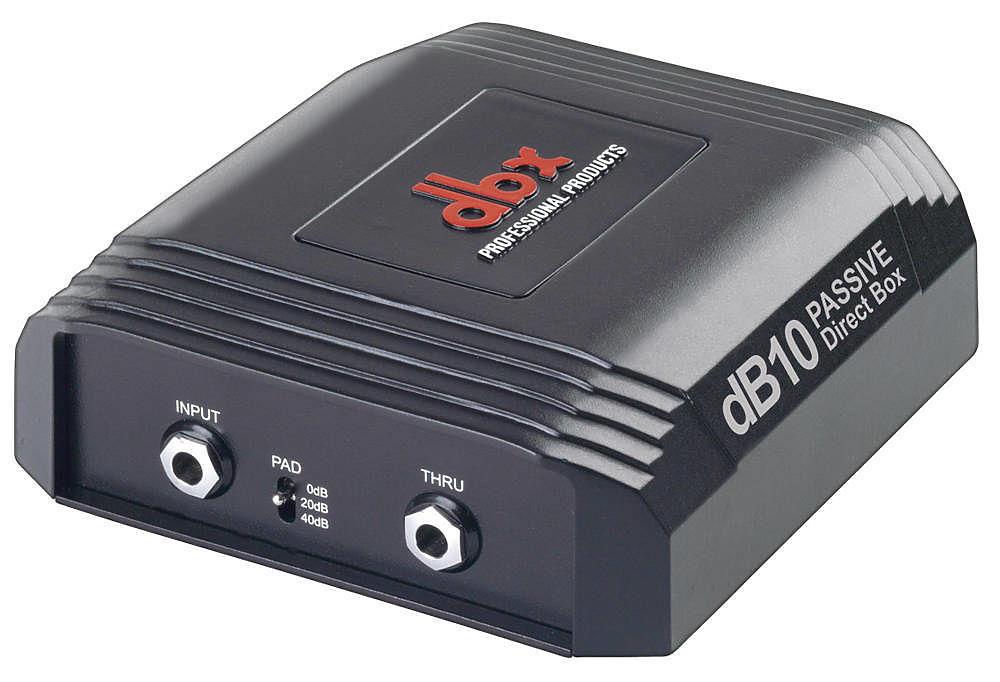 DBX DB-10 - фото 1