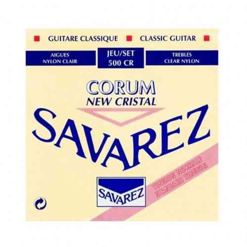 Savarez 500CR Corum New Cristal Red Standard Tension