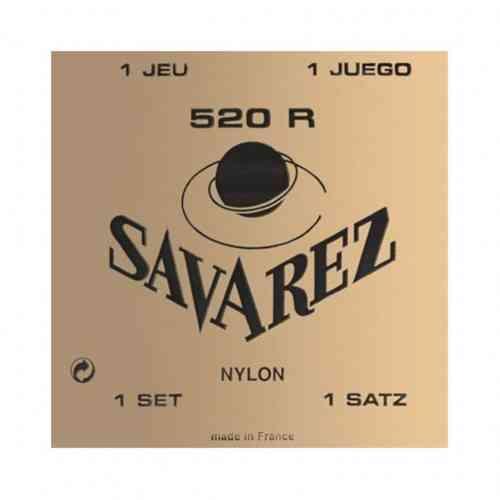 Savarez 520R Traditional Red high tension