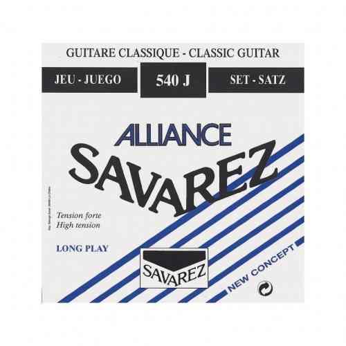 Savarez 540J Alliance HT Classic Blue high tension