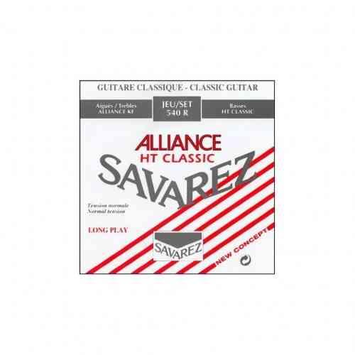 Savarez 540R Alliance HT Classic Red standard tension