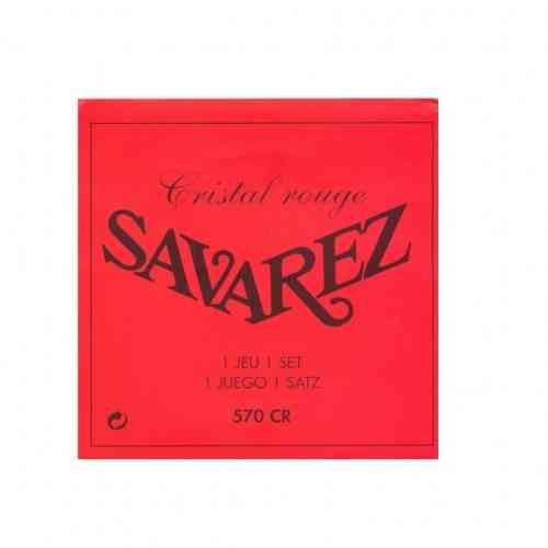 Savarez 570CR Cristal Soliste Red high tension