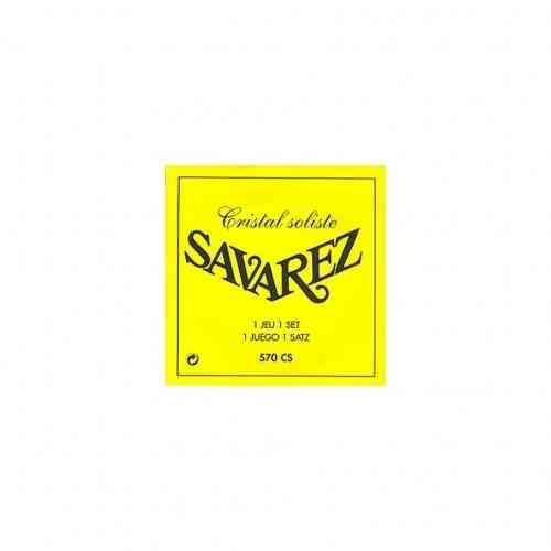 Savarez 570CS Cristal Soliste Yellow very high tension