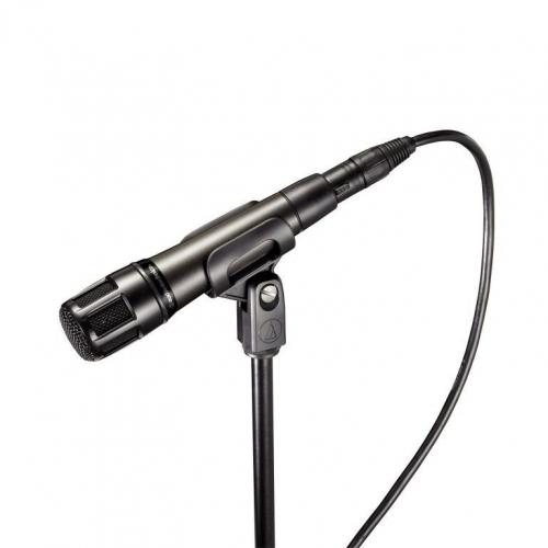 Инструментальный микрофон Audio-Technica ATM650 #1 - фото 1