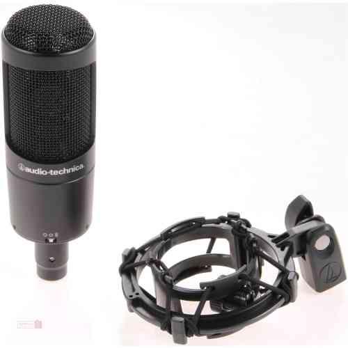 Студийный микрофон AUDIO-TECHNICA AT2050 #1 - фото 1