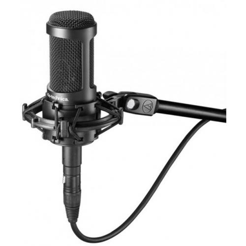 Студийный микрофон AUDIO-TECHNICA AT2050 #2 - фото 2