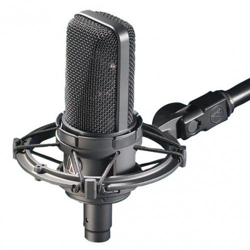 Студийный микрофон AUDIO-TECHNICA AT4033aSM #1 - фото 1