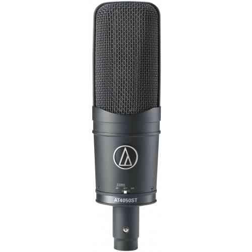 Студийный микрофон AUDIO-TECHNICA AT4050SM #2 - фото 2