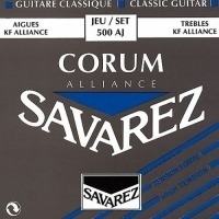 Savarez 500AJ Corum Alliance Blue high tension
