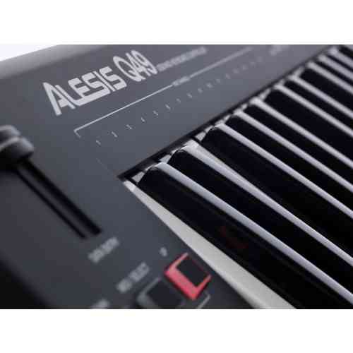 MIDI клавиатура Alesis Q49 #1 - фото 1