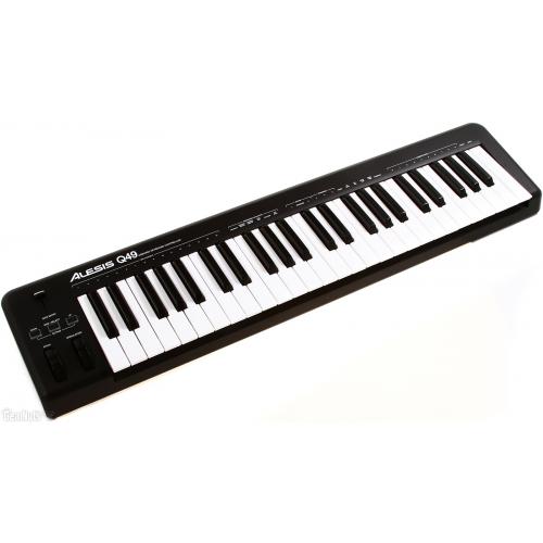 MIDI клавиатура Alesis Q49 #3 - фото 3