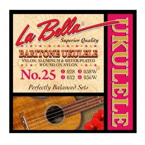 La Bella Ukulele Baritone 25