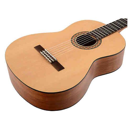 Классическая гитара Yamaha C40M  #4 - фото 4