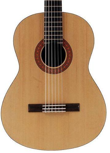 Классическая гитара Yamaha C40M  #5 - фото 5