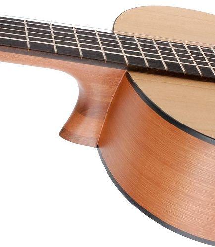 Классическая гитара Yamaha C40M  #6 - фото 6