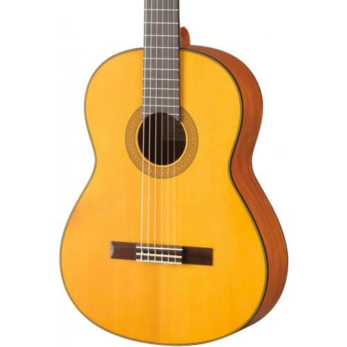 Классическая гитара Yamaha CG122MS #1 - фото 1
