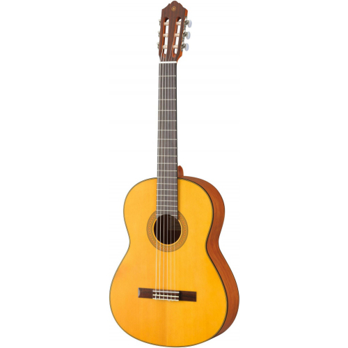 Классическая гитара Yamaha CG122MS #2 - фото 2