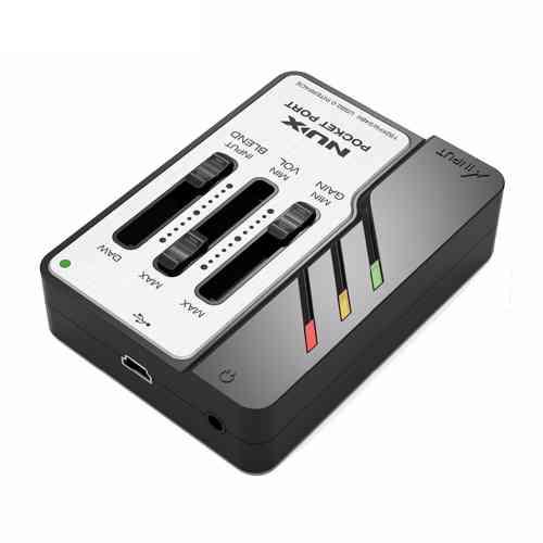 NU-X Pocket Port