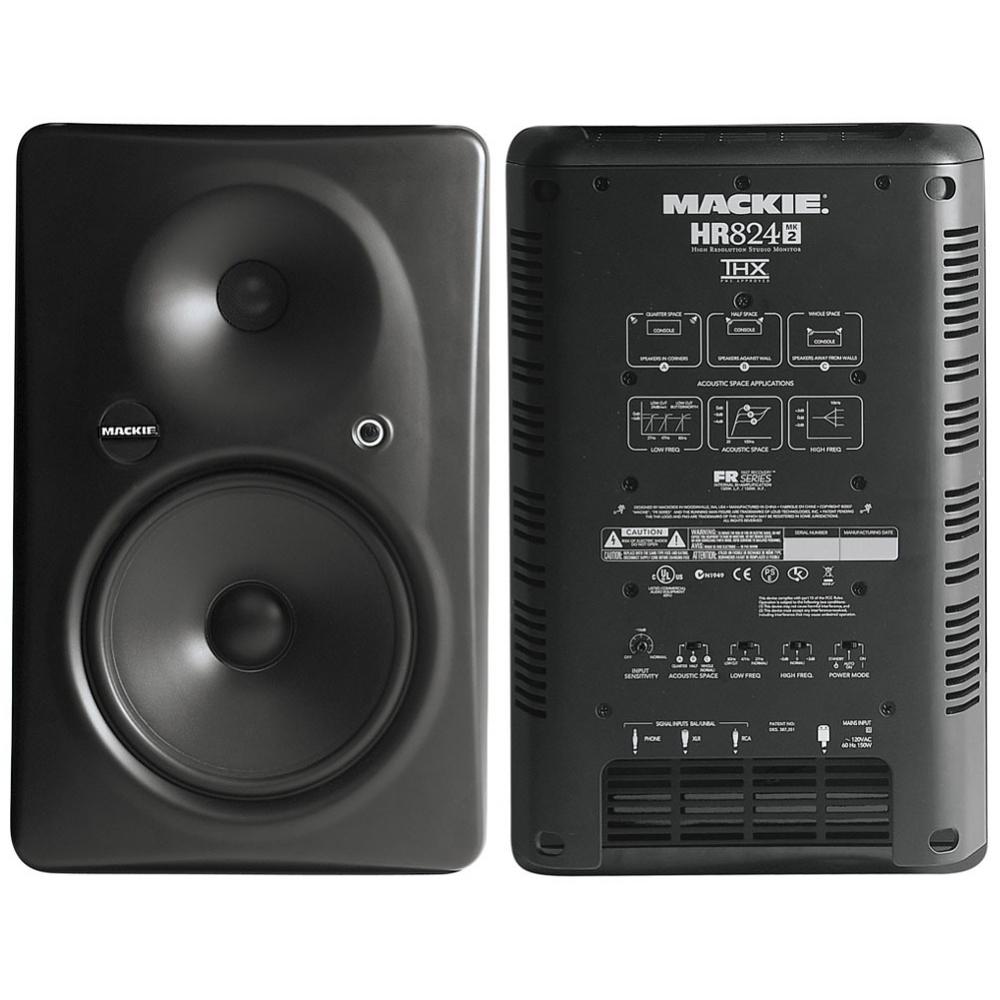 MACKIE HR824 mk2 - фото 4
