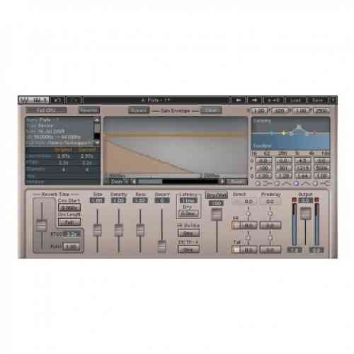 Waves IR1 Convolution Reverb Native (Mac/PC)