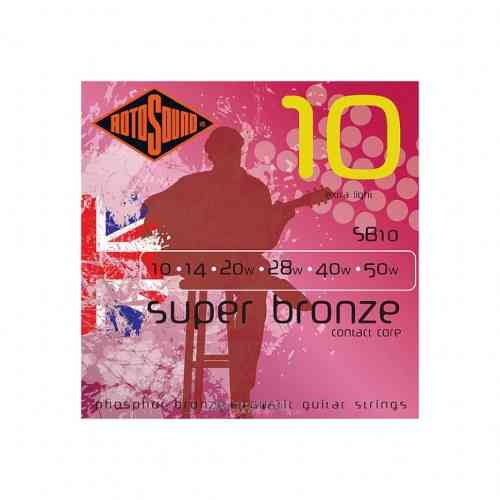 Rotosound SB10 Strings Phosphor Bronze