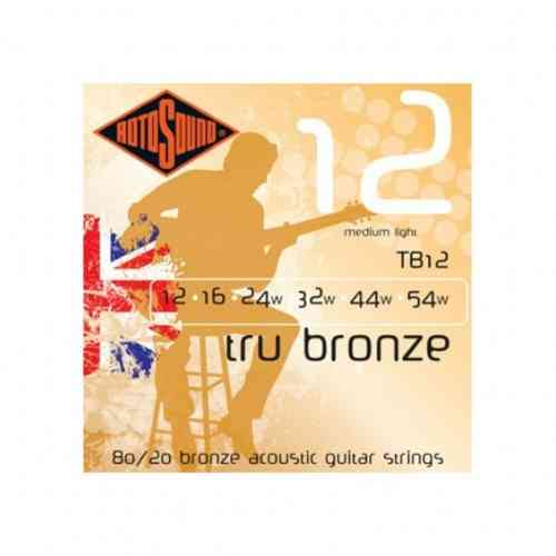 Rotosound TB12 Strings Phosphor Bronze