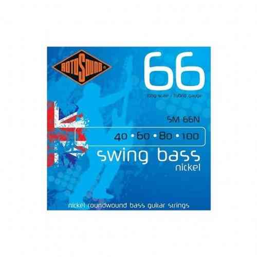Rotosound SM66N Bass Strings Nickel