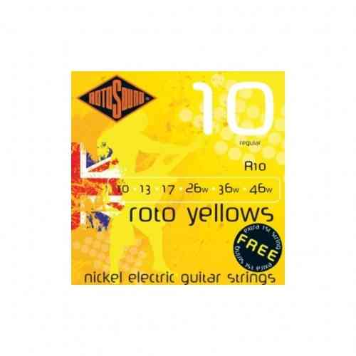 Rotosound R10 Strings Nickel Regular