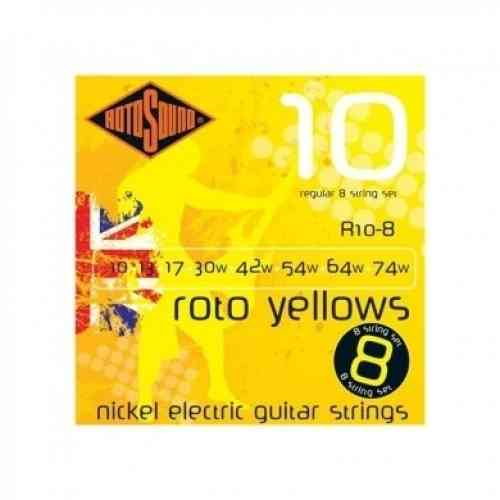Rotosound R10-8 8 String Nickel Set