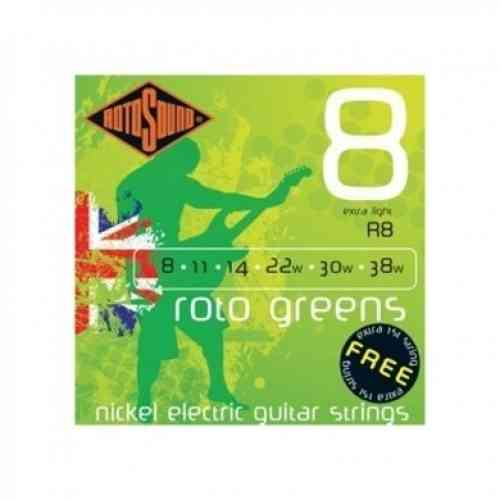 Rotosound R8 Strings Nickel Extra Light